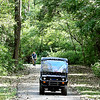 John P. Cleary | The Herald Bulletin<br /> APD officers patrol the trail system every day of the week.