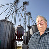 John P. Cleary | The Herald Bulletin<br /> Milke Shuter, owner of Shuter Sunset Farms, a fourth-generation family farm in northern Madison County.