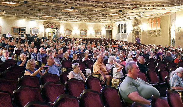 John P. Cleary | The Herald Bulletin<br /> A good crowd turned out for the 29th Little Bit Country Jamboree at the Paramount Theatre.