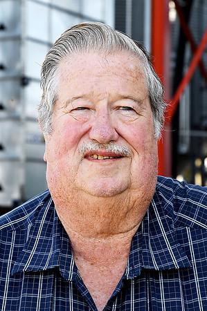 John P. Cleary | The Herald Bulletin<br /> Milke Shuter of Shuter Sunset Farms.