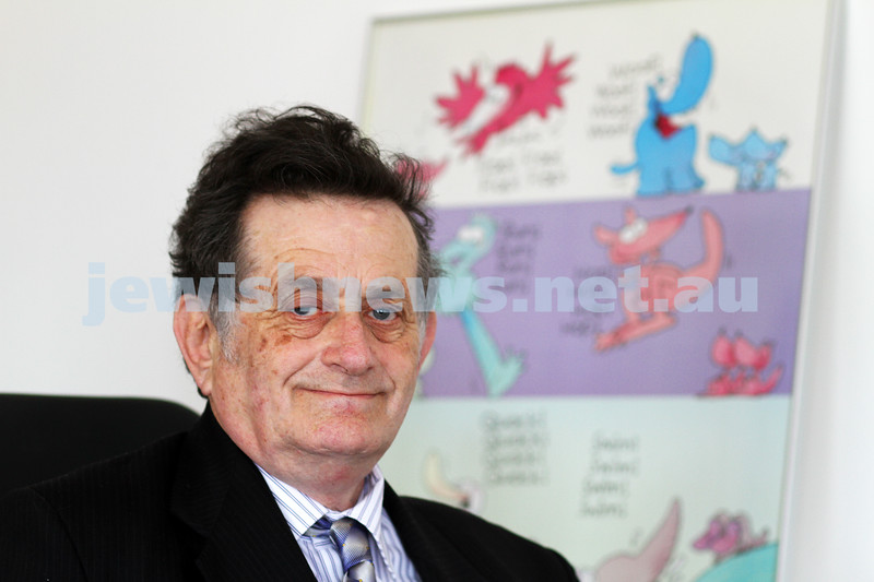 23-1-12. Colin Gabriel Benjamin. Received a AOM on the 2012 Australia Day Honors. Photo: Peter Haskin