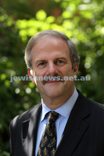 Australia Day honours 2011. David Copolov. photo: Peter Haskin
