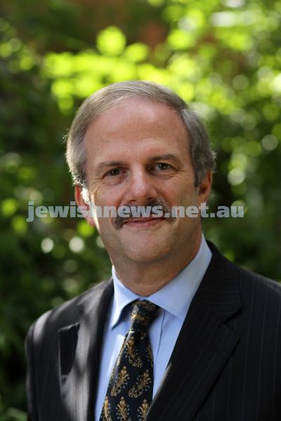 Australia Day honours 2011. David Copolov. photo: Peter Haskin
