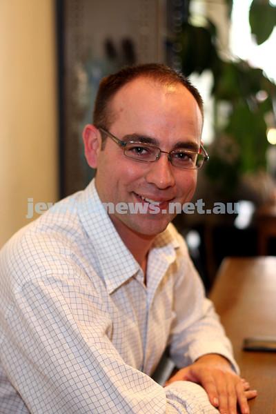 22-4-10. Melbourne Ports Liberal candidate Kevin Ekendahl. Photo: Peter Haskin