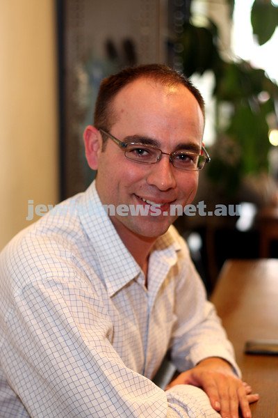 22-4-10. Melbourne Ports Liberal candidate Kevin Ekendahl. Photo: Peter Haskin
