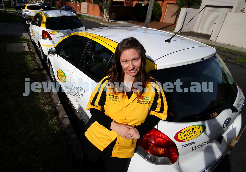 Tammy Graeve. Drive 1 driving school and learner driver car rental.