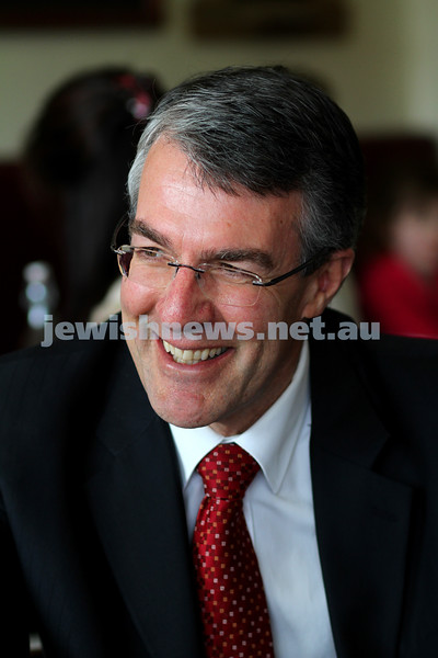 2/8/10. Mark Dreyfus. Labor candidate for Isaacs. 2010 federal election. Photo: Peter Haskin