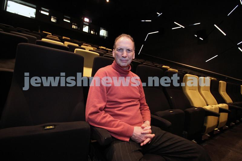 20-10-10. Les Rabinowicz. Jewish Film Festival 2010. Photo: Peter Haskin