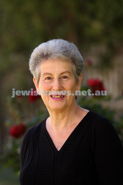 27-10-09. Nina Bassat. Receipiant of the 2009 JCCV community award. photo: Peter Haskin