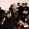 New Albany coach Jim Shannon earned his 400th career victory with a 58-57 overtime win at Floyd Central Friday night.  Staff photo by C.E. Branham
