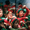 "Utica Elementary School second-graders performed their holiday program, ""A Holiday Moosical,"" Tuesday afternoon at the school.  Staff photo by C.E. Branham"
