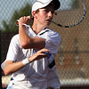 Providence no. 1 doubles player Robert Carrico.  Staff photo by C.E. Branham