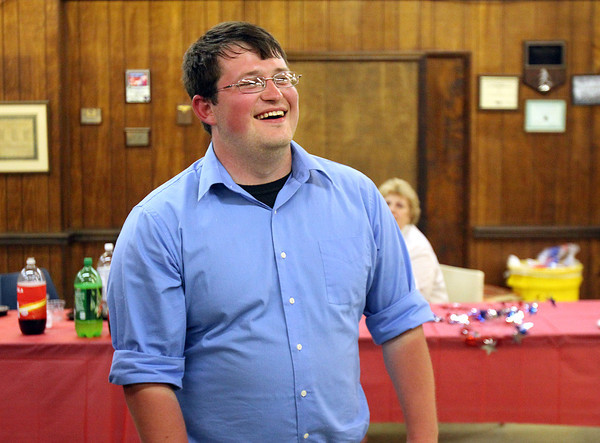 Ryan Lynch won one of three Clark County Council At-Large seats in the Clark County Republican Party primary. Staff photo by C.E. Branham