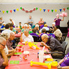 Attendants play bingo during the Cancer Survivor's Reunion Carnival at the Cancer Center of Indiana in New Albany on Friday afternoon. Staff photo by Christopher Fryer