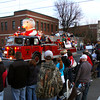 People lined Spring St. Saturday evening in downtown Jeffersonville for the Annual Light Up the Holiday Parade. Staff photo by C.E. Branham