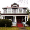 The house located at 625 E. Maple St. sits on its location in Jeffersonville. It will be featured in the Jeff-Clark Preservation's Christmas Homes Tour on Saturday December 7th. Staff photo by Christopher Fryer