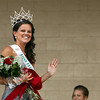 Audrey Winn was crowned 2012 Miss Floyd County Monday night at the Floyd County 4-H Fair. Audrey was also named Miss Congeniality in the pageant. Staff photo by C.E. Branham