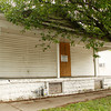The house located at 604 E. Eighth St. is one of four tax-delinquent and vacant properties that the city of New Albany is attempting to acquire from Floyd County. Staff photo by Christopher Fryer