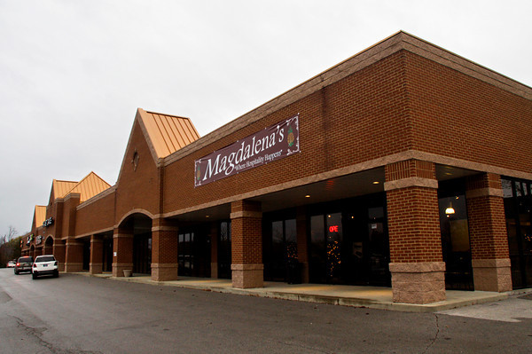 Magdalena's restaurant sits on its location in Copperfield Commons shopping center in Georgetown on Tuesday evening. Staff photo by Christopher Fryer