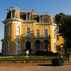 The Culbertson Mansion State Historic Site sits on its location along East Main Street in New Albany on Wednesday afternoon. Staff photo by Christopher Fryer