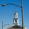 Second Baptist Church, also known as Town Clock Church, is pictured in downtown New Albany earlier this year. Friends of the Town Clock Church are holding an event to commemorate the Civil Rights Act at the historic church Friday from 7:30 p.m to 8:30 p.m. Staff photo by Christopher Fryer
