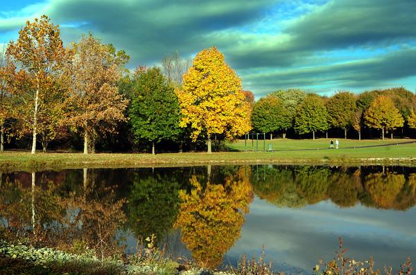 Perrin Park, Jeffersonville.  Staff photo by Tyler Stewart