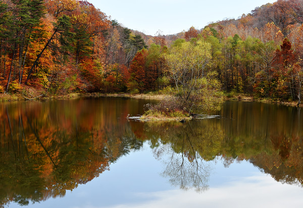 Clark County State Park, Henryville. <br /> <br /> Staff photo by Tyler Stewart