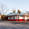Mom and Pop's Cone Corner sits on its location at the corner of Graybrook Lane and Country Club Drive in New Albany. Staff photo by Christopher Fryer
