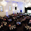 Attendees are pictured in The Grand during the Floyd County Democratic Party 2016 Jefferson-Jackson Dinner in downtown New Albany on Thursday evening. Staff photo by Christopher Fryer