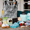 Various products available for children and parents are pictured at Sparrow's Tree Modern Baby Boutique at the corner of Vincennes Street and Culbertson Avenue in New Albany. Staff photo by Christopher Fryer