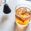 This apple-infused brandy cocktail can be found at Portage House, 117 East Riverside Drive in Jeffersonville. Staff Photo By Josh Hicks