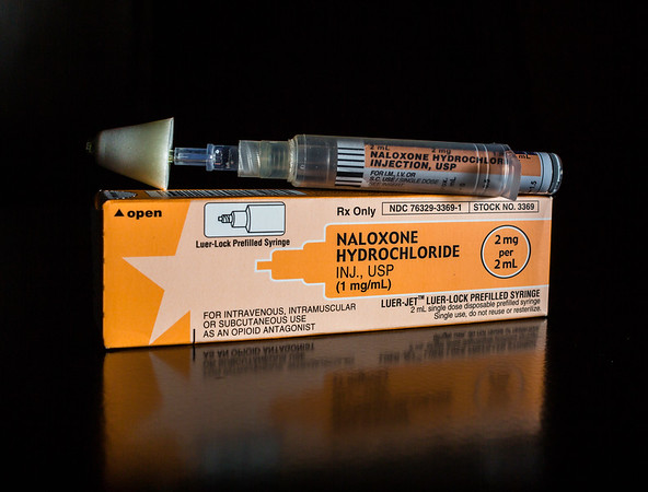 Intranasal Naloxone