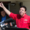 John Schnatter says he's been wanting to give back to his community for some time now.