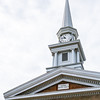 The Second Baptist Church in New Albany was completed in 1852. The church has been designated by the National Parks Service as official Network to Freedom site. Staff Photos By Josh Hicks