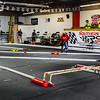Southern Indiana RC Speedway has a track that covers most of its floor.