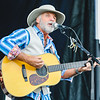 Hal Bruce kicks off the live music during the opening day of Abbey on the River at Big Four Station. Staff Photo By Josh Hicks