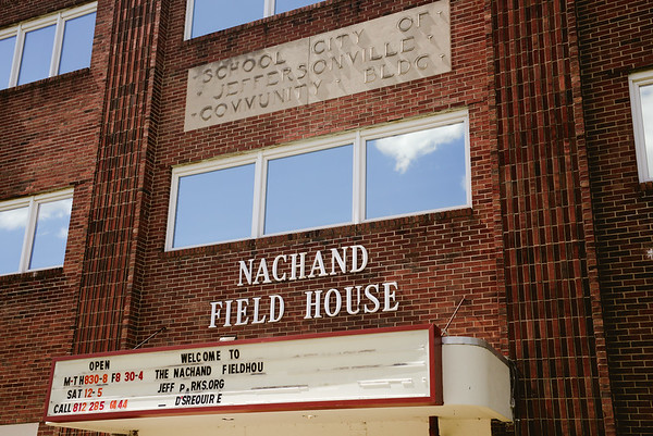 The Nachand Field House as been a staple in the community for decades, providing basketball entertainment and a safe place to work out and play. Staff Photo By Josh Hicks