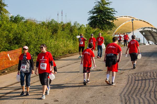 Water:Walk events raise awareness and support for communities in Africa that lack access to drinkable water.