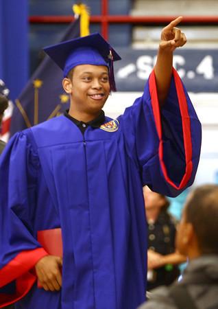 6-1-12<br /> KHS Graduation<br /> Kenny Moore<br /> KT photo | Tim Bath