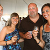 5-19-12<br /> Greatest Spectacle in Tasting.<br /> Kyle and Brittany Dillon with Brittany's parents Mark and Beth Zirkle<br /> KT photo | Tim Bath