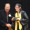 6-1-12    for the KT   Roger Davis<br /> Taylor HS Graduation<br /> Anna Elena Laubenstein accepting diploma.