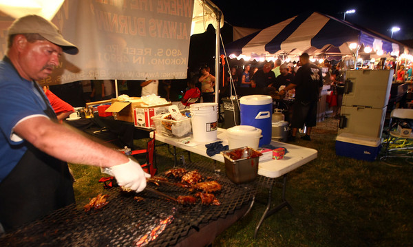 6-9-12<br /> Ribfest at Foster Park<br /> <br /> KT photo | Tim Bath