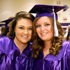 5-26-12<br /> Northwestern HS Graduation 2012<br /> Aly Gammons and Maddy Alexander<br /> KT photo | Tim Bath