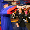 6-1-12<br /> KHS Graduation<br /> Bryan Rybolt gets ready to hug his sisterAmanda Wilson who came home as a surprise.<br /> KT photo | Tim Bath