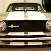 5-17-12<br /> Larry Yeary returned from a tour of duty in Korea in 1967 he purchased a rare Ford Mustang Shelby Cobra GT 500, the car appears today just as it did 45 years ago. His daughter Kiersten Sanders talks about the car and what it ment to her father. It is on display at the auto museum.<br /> KT photo | Tim Bath