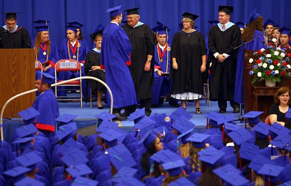 6-1-12<br /> KHS Graduation<br /> KT photo | Tim Bath