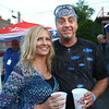 6-2-12<br /> Out and About<br /> Angie Ford and Brian Pavey at Ned's Corner Pub.<br /> KT photo | Tim Bath