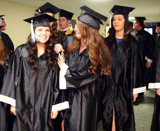 6-8-12<br /> Western HS Graduation<br /> <br /> KT photo   Tim Bath