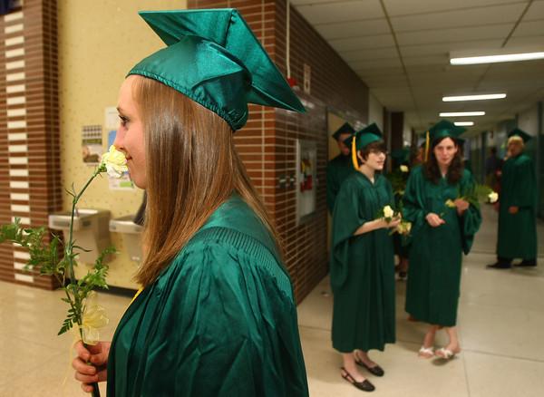 6-3-12<br /> Eastern HS Graduation<br /> <br /> KT photo | Tim Bath