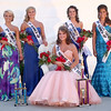 7-10-12<br /> 2012 Howard County Fair Queen <br /> From left: Amanda Alexander, 3rd runner up, Caitlyn Perkins, 1st runner up, Gabrielle Bunn, Miss Howard County, Erin Weber, 2nd runner up, and Allie Dicken, 4th runner up, make up the 2012 Miss Howard County court.<br /> KT photo | Kelly Lafferty